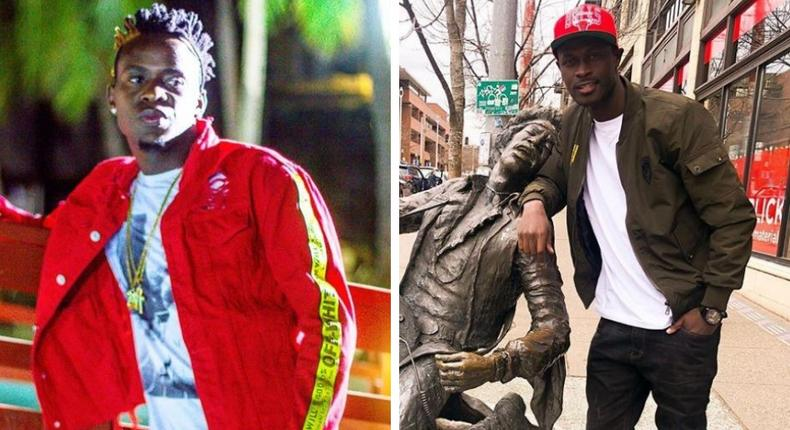 Use my name if it pays your bills - Willy Paul's response after King Kaka mentioned him in his new song