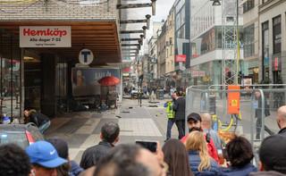 Szwecja: Sprawca zamachu w Sztokholmie uznany za zdrowego psychicznie