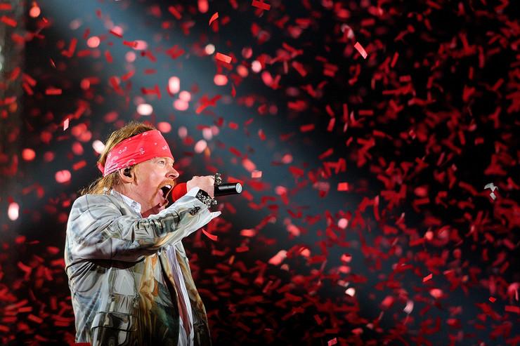 Guns N' Roses 2010.