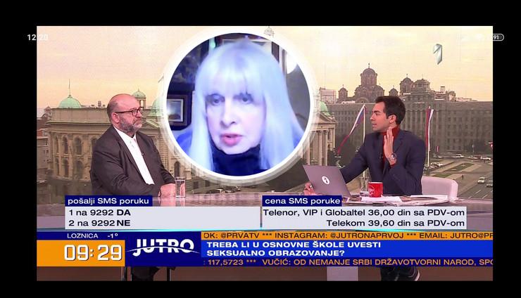 tinska bokan kombo Screenshot TV Prva