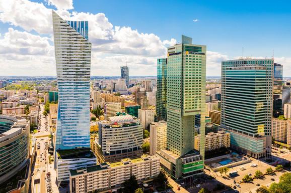 Varšava, Poljska