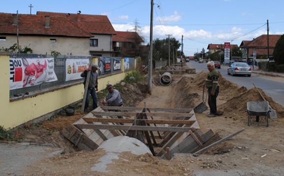 Radove finansira Opština Negotin