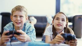 Ulubioną rozrywką dzieci są gry
