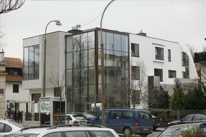 Dom, w którym zamieszka Maciej Dowbor