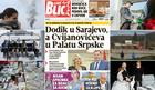 """""""EuroBlic"""" ZA 9.12. ISTRAŽUJEMO Dodik cilja Sarajevo, Cvijanovićeva Banjaluku"""