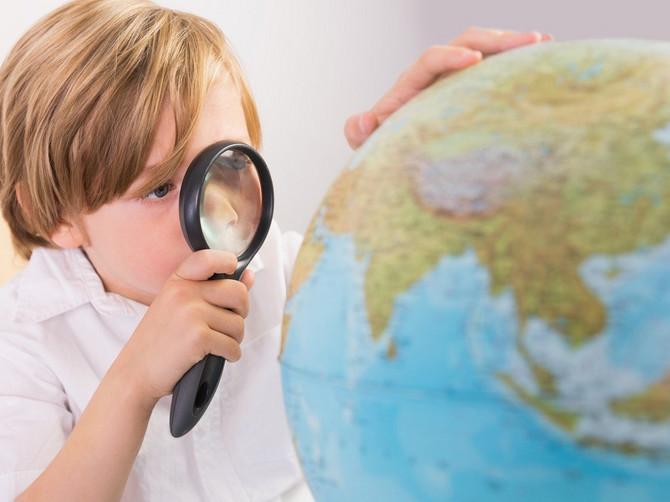 Upoznajte daleke destinacije na najzanimljiviji način! Krenite u avanturu sa svojim mališanima!