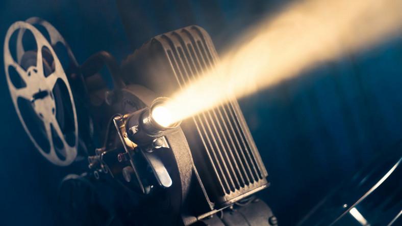 Projektor w kinie