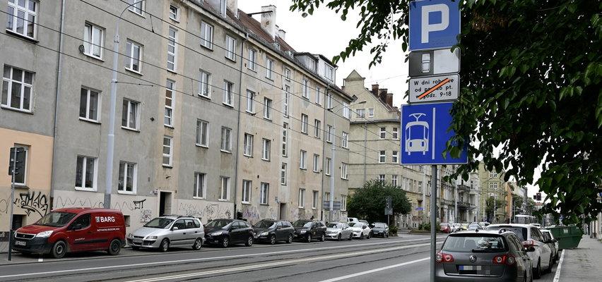 Płatne parkowanie na Sienkiewicza
