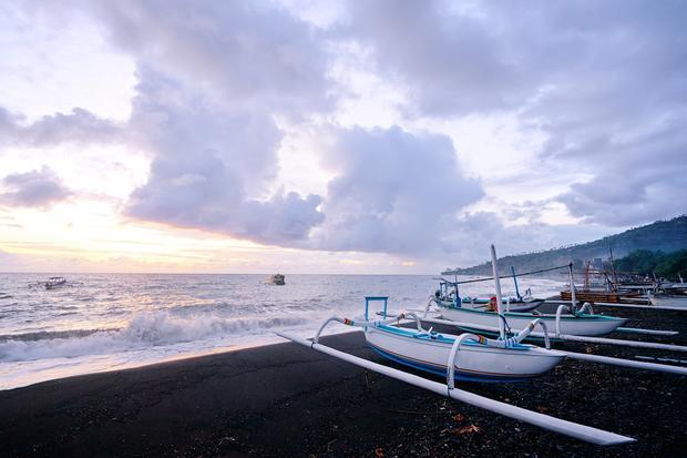 Plaża Lovina, Bali