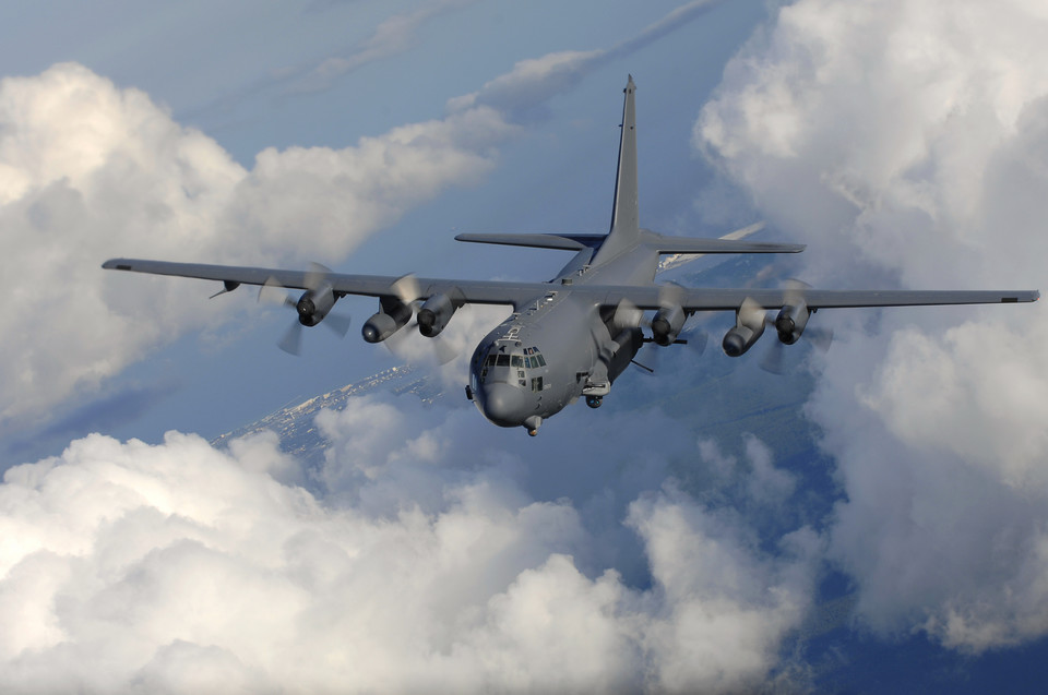Lockheed AC-130J Ghostrider
