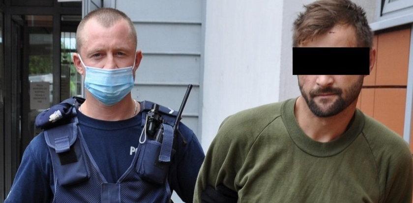 To on potrącił policjanta. 34-latkowi grozi dożywocie