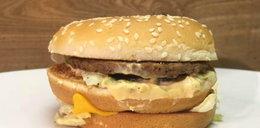 Hamburger kontra kwas siarkowy. Będziesz w szoku