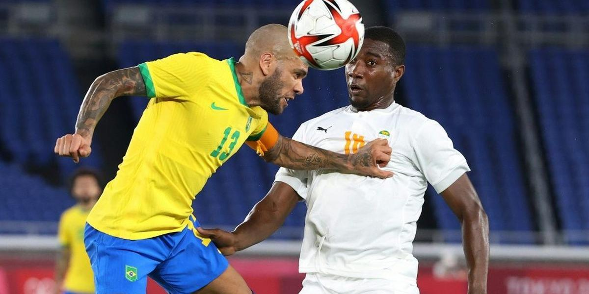 Champions Brazil held as Gignac rescues France in Olympic football