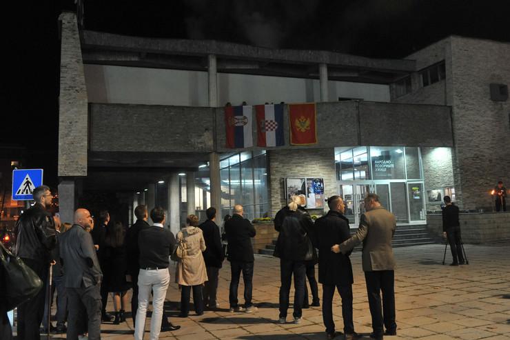 Otvaranje Jugoslovenskog pozorišnog festivala u Užicu