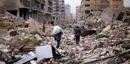 Stolica pomoże Aleppo!