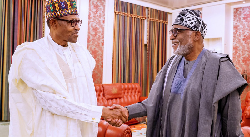 Buhari says Akeredolu can't order herders out of Ondo forests