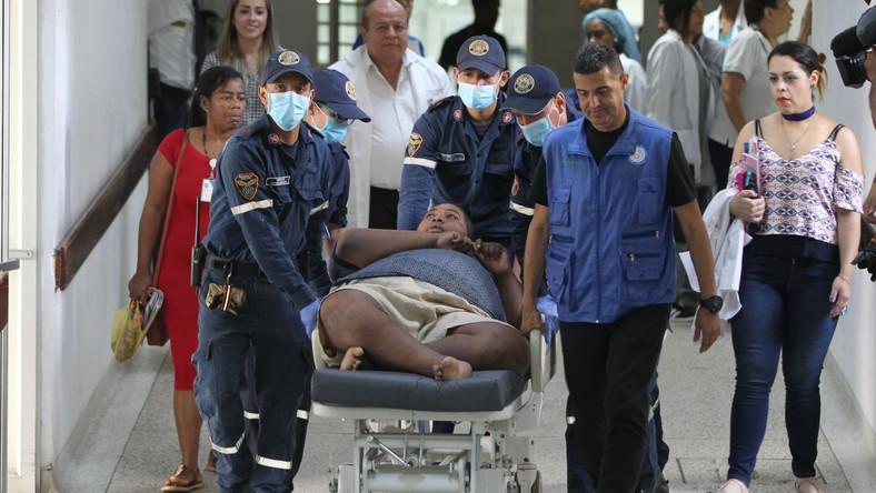 Didier Silva opuszcza szpital w Cali. Tutaj spędził pięć ostatnich miesięcy, tutaj stracił 50 kilogramów wagi – średnio 10 kilogramów na miesiąc