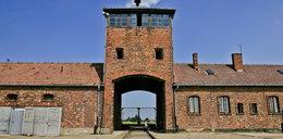 Skandal na terenie Auschwitz. Obywatel Izraela znieważył pomnik ofiar