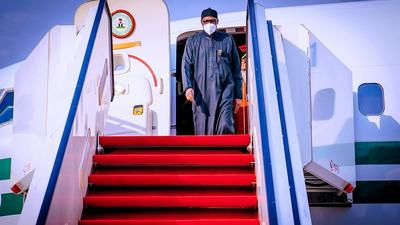 Buhari returns with 'special assignment' from United Nations