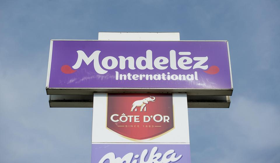 9. Mondelez International