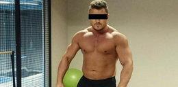 Znany trener personalny skazany za pobicie teściowej