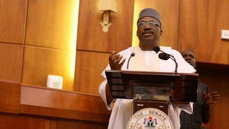 Minister of Interior, retired Lt.-Gen. Abdulrahman Dambazau