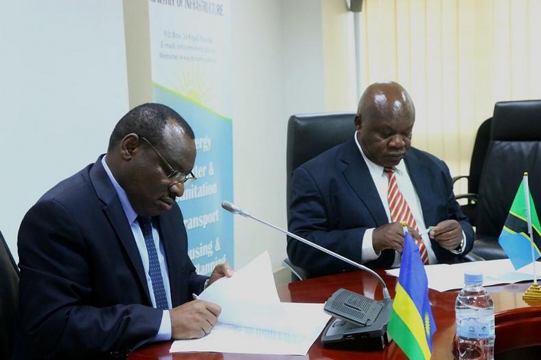 Rwanda is now focused more on the Isaka-Kigali railway project seeking to link the capital Kigali with Tanzania.