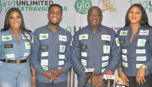 500,000 prizes to be won as Glo unveils Joy Unlimited Extravaganza