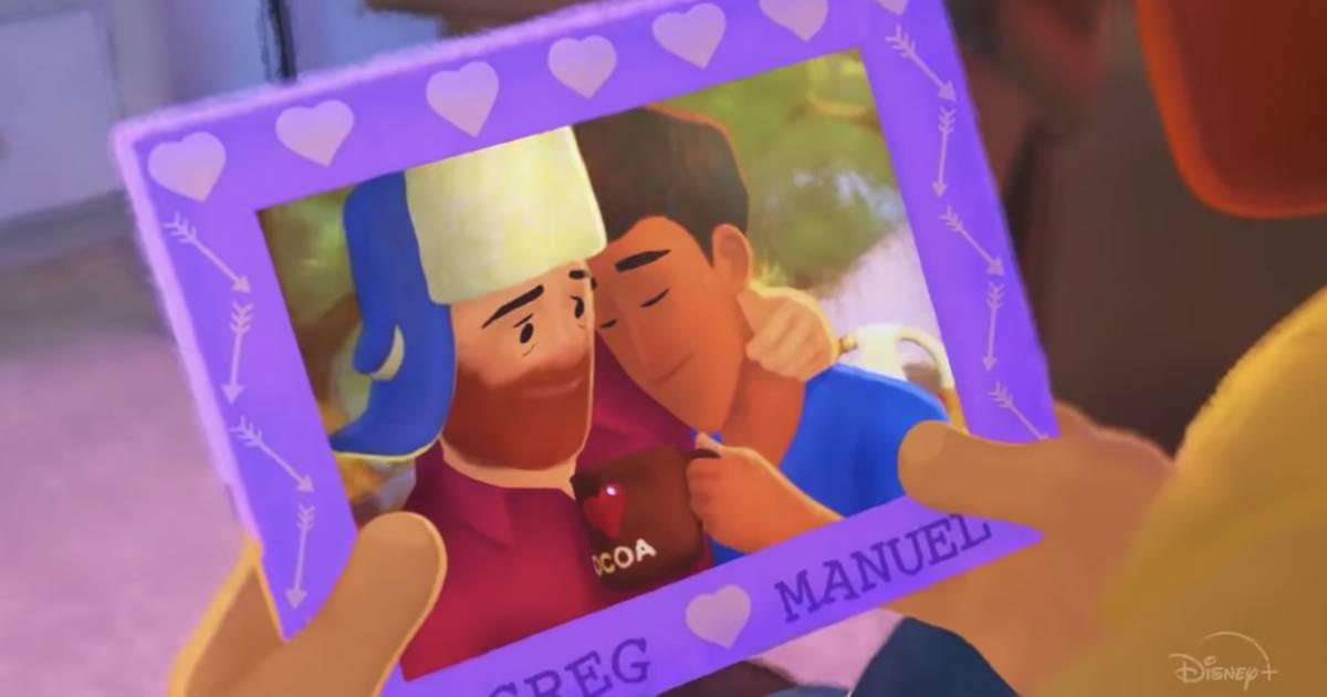 Disney+: Neuer Kurzfilm von Pixar hat das erste Mal eine schwule Hauptfigur