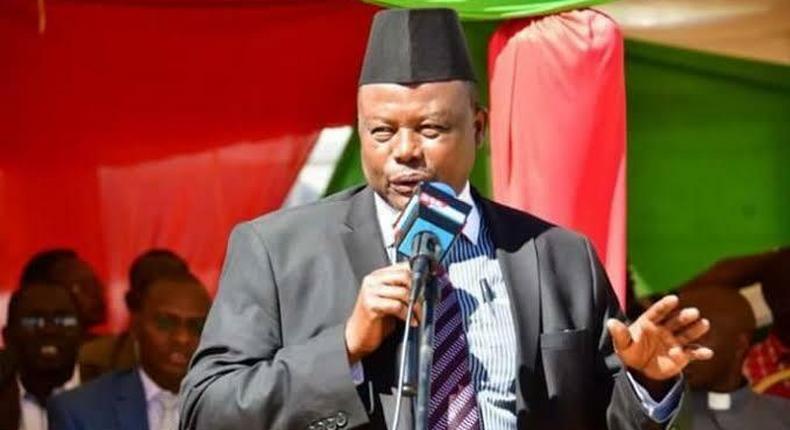 Kapenguria MP Samuel Moroto arrested