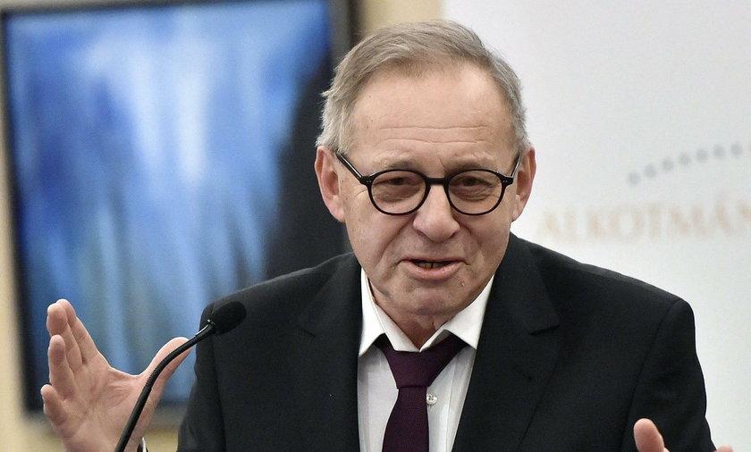 Sędzia Lech Morawski
