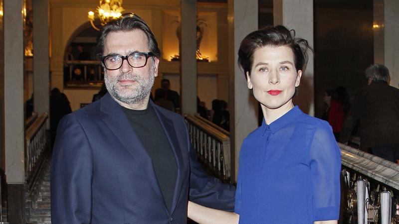 Katarzyna Herman i Tomasz Brzozowski
