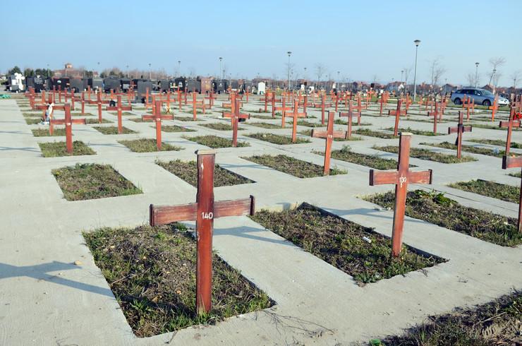 groblje beskućnici
