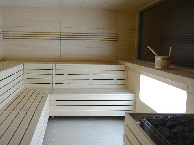 jedna od brojnih sauna u hotelu