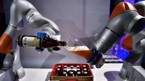 Roboty uczą inne maszyny