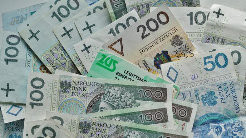 składki zus 2021 pieniądze
