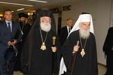 Patrijarh aleksandrijski i sve Afrike Teodor II i Irineju, foto Tanjug TV Hram