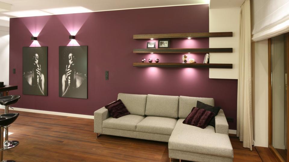 Jak Ozdobić Pustą ścianę W Salonie Najlepsze Pomysły Z