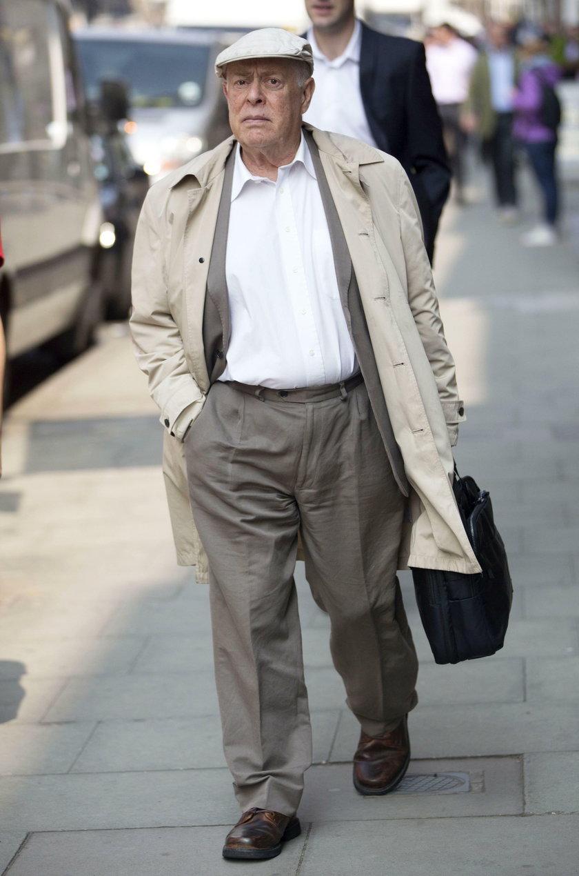 Wielka Brytania: Nie żyje aktor Clive Swift. Zmarł w domu. Miał 82 lata