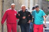Novi Sad 211 ranjeni policajac pucnjava policija uvidjaj ulica pap pavla 27 foto Robert Getel
