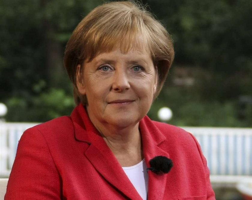 Merkel kupuje jak za komuny