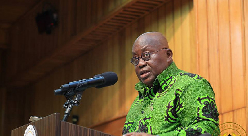 We can't be under COVID-19 restrictions forever - Akufo-Addo
