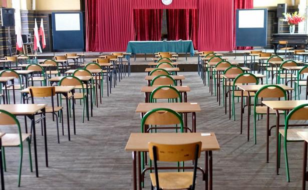 Przygotowania do egzaminu w Gimnazjum nr 1 w Zabrzu
