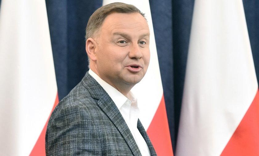 W Sejmie jest już projekt ustawy, który znacznie podniesie wynagrodzenie dla prezydenta Andrzej Dudy.