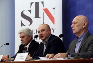 Społeczny Trybunał Narodowy ogłosił infamię B. Bieruta i S. Michnika