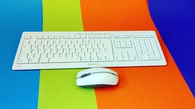 Cherry Stream Destkop Recharge im Test: Perfekte kabellose Maus und Tastatur fürs Büro