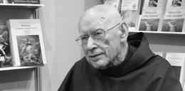 Nie żyje ojciec Łucjan Królikowski