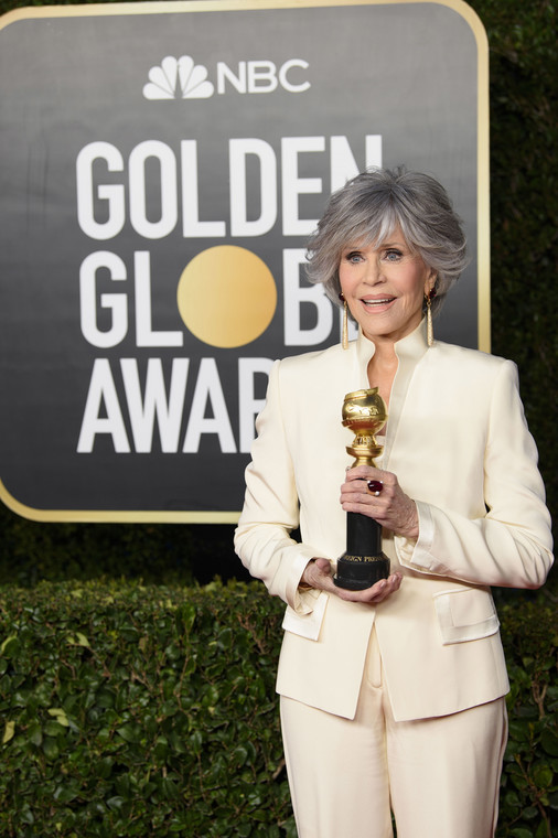 epa09043995 - USA GOLDEN GLOBES 2021 (Telecast - 78th Golden Globe Awards)