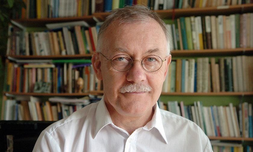 Prof. Ireneusz Krzemiński: Od prawego do lewego