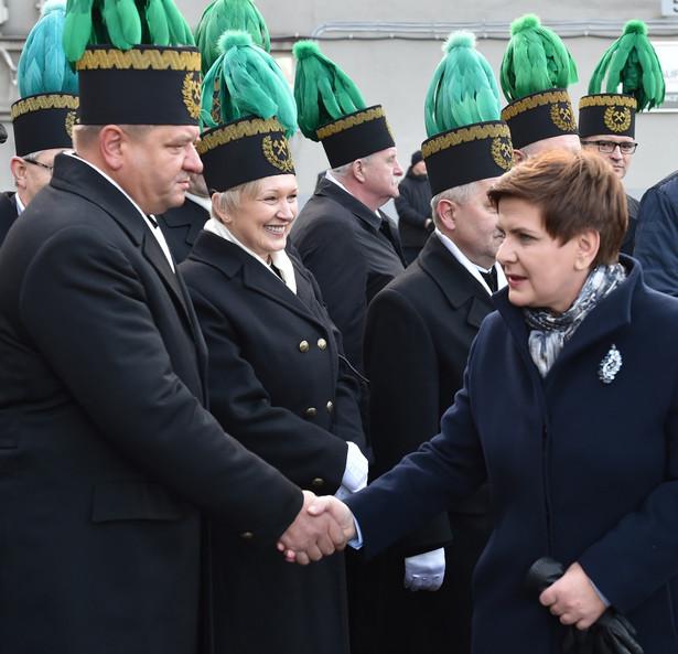 Szydło w Lubiążu